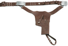 Star Wars Replica Han Solo Belt And Holster Beautiful Quality Costume Accessory