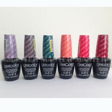OPI GelColor BRAZIL COLLECTION 2014 Gel Nail Polish .5oz The Glamazons #1 #2