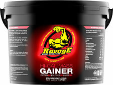 4KG WEIGHT GAINER LEAN MASS GAIN WHEY PROTEIN - HIGH CALORIE+ BCAAs WHEY PROTEIN