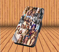 Lana Del Rey For Faux Leather Flip iPhone & Samsung Galaxy Cover Case