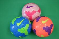 2014 Nike Pitch Soccer Ball New - Volt Full Size  3 & 4 Football Soccer Ball