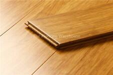 Strand Woven Solid Wood Bamboo Flooring Light Natural 14mm x 139mm