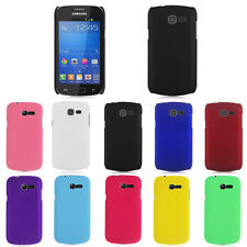 Snap On Hard PC Back Case Cover Skin for Samsung Galaxy Fresh S7390 / Duos S7392