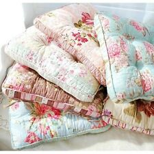 Shabby and vintage Style English Rose Kitchen Dining Chair Cushion Pad P-2014-02