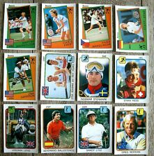 PANINI SUPERSPORT STICKER CARDS FREE P&P WHEN YOU BUY 6 OR MORE FOOTBALL TENNIS