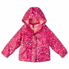 Cherokee Toddler Girls 4 in 1 Jacket coat  Pink  Size 4T NWT