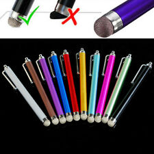 Hot Selling Metal Mesh Tip Touch Screen Stylus Pen For Smart CellPhone Tablet PC