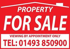 Property For Sale Window Sign