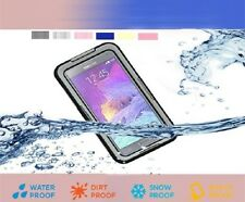 New Waterproof Shockproof Dust Proof Case Cover Skin For Samsung Galaxy Note 4