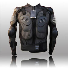 New Motorcycle Bike Full Body Armor Jacket Gear Chest Shoulder Protection