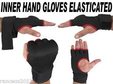 Inner Gloves with Wraps Foam Padded Punch Bag Mitts MMA Wrist Fight Rance Brand