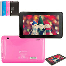 "7"" Google Android 4.4 KitKat Tablet PC 8GB Dual Camera&Core 3G WiFi Netbook MID"