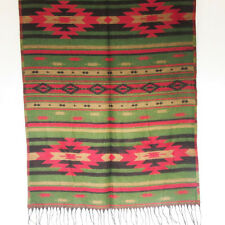 AZTEC BLANKET SHAWL Navajo Throw Home Decoration Scarf Festival Blankets Poncho