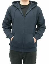 Men's Full Zip up Hoodie Sweatshirt Hooded Sweater Zipper Hoodies Fleece Jacket