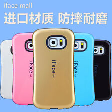 New Ultra shockproof IFACE mall back Case cover For Samsung Galaxy S7 edge note4