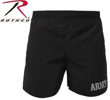 Black Army Military Physical Training Jogging PT Shorts 6021