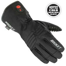 JOE ROCKET BURNER GLOVES HEATED MOTORCYCLE RIDING WITH BATTERY & CHARGER 2015