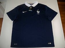 New w tag Nike Men World Cup France FFF soccer/futbal stadium Jersey 577926-410