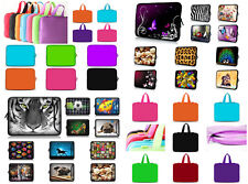 """9.7"""" 10 10.1"""" 10.2 Google Coby Dell Disgo Tablet Netbook Case Cover Handle Bag"""