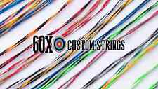 Custom Bowstring Cable Set for any Quest Bow Choice of Color 60X Custom Strings