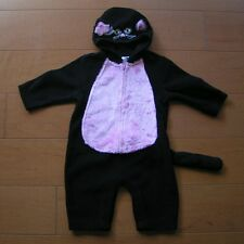 DEPT 56 BABY HALLOWEEN CAT COSTUME