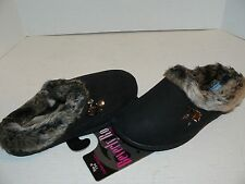 Beverly Rock Womens Faux Suede Faux Fur Slipper Assorted Sizes and Colors NEW