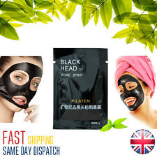 10 PILATEN BLACK HEAD REMOVER FACE NOSE MASK PORE MUD ACNE CLEANSING TREATMENT