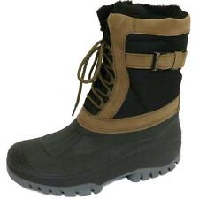 MENS WARM WINTER SNOW MOON MUCKER WELLINGTON WELLIES BOOTS SHOES SIZE 7-12