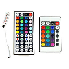 New Mini 24 & 44 key IR Remote Controller For RGB 5050 3528 Led Light Strip