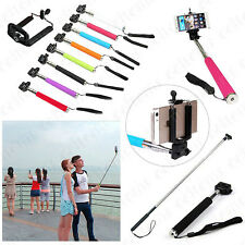 Extendable Handheld Monopod Portrait Selfie Stick for iPhone 6 6 Plus 5S 5C 5 4S