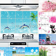 DIY Removable Art Vinyl Wall Stickers Decal Mural Home Kitchen  Flower Decors