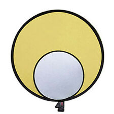 Matin COLLAPSIBLE REFLECTOR One Touch Folding/Unfolding Move Gold/Silver u