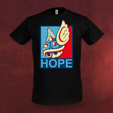 Blue Shell Hope T-SHIRT FUN fan super mario nintendo maglietta t-shirt Baumw