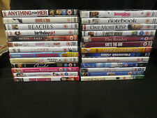 ROMANCE MOVIES DVDS REGION 2 (UK) FROM 99p