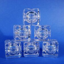 5/10/20/50 Lip Balm Container Lip Gloss Pot Ice Cube Shaped Clear Color 5g #A31