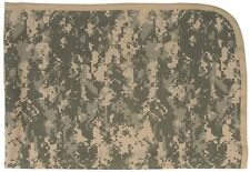 Acu Digital Camouflage Infant Receiving Blanket Camouflage Cotton Baby Blanket 2