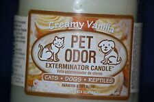 Pet Odor Exterminator 13 oz. Jar Candle  - Year Round and Seasonal Fragrances