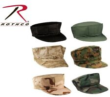 Military Style USMC Marines & NAVY 8 Point Patrol Fatigue Hat Cap