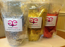 Glitterexpress 1KG 040hex Glitter Bags. Arts & Crafts. Various colours to choose