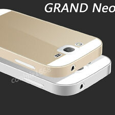 Luxury Aluminum Metal Bumper Case Back Cover For Samsung Galaxy Grand Neo i9060