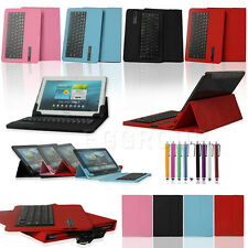 """For Nokia Lumia 2520 10.1"""" Tablet Flip Wireless Bluetooth Keyboard + Case Cover"""