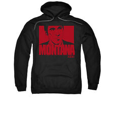 SCARFACE MONTANA FACE Licensed Pullover Hooded Sweatshirt Hoodie SM-3XL