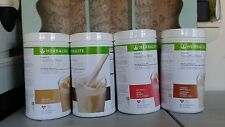 New!!!!you can order all flavors!! 4 Herbalife Formula1 Shake~~Free Shipping