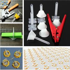 50, 100 Various models Tile Leveling Spacer System Building Tool Flooring Wall