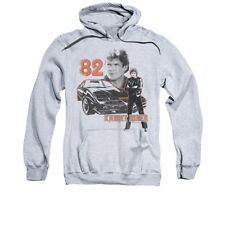 KNIGHT RIDER 1982 Licensed Pullover Hooded Sweatshirt Hoodie SM-3XL