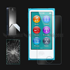 Premium Ultra-thin Tempered Glass Film Screen Protector for iPod Nano 7 7th Gen