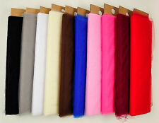 """54"""" Tulle Fabric BY THE YARD - Wedding and Party Decorations"""