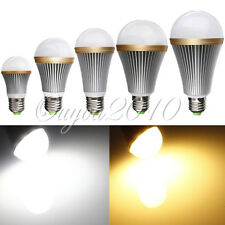 Dimmable E27 9W 15W 21W 27W 36W LED Bombilla Globe Foco Spot Light Lámp 110-240V