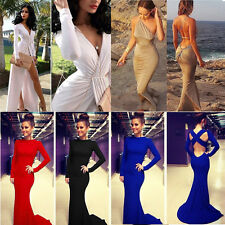New Sexy Celeb Women Formal Ball Cocktail Party Evening Bandage Bodycon Dresses