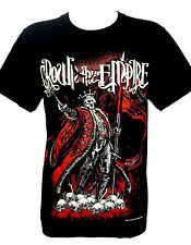 Crown the Empire T Shirt Size S M L XL Skeleton Rock Band  Metal Music Graphic